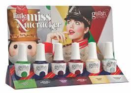 gelish nutcracker pack