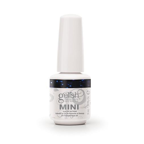 Gelish mini Here's To The Blue Year de la collection Haute Holiday (9 ml)