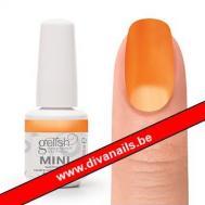 Gelish mini Orange Cream Dream (9 ml)