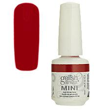 Gelish mini Hot Rod Red (9 ml)