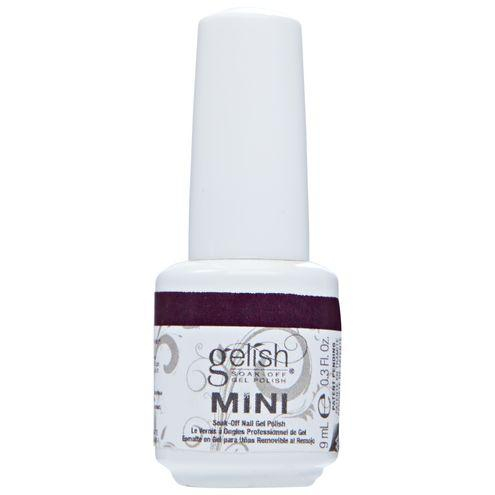 Gelish mini Plum Tuckered Out de la collection Urban Cowgirl (9 ml)