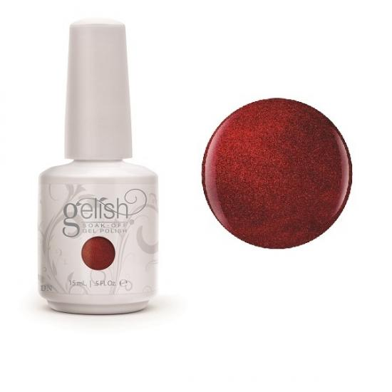 Gelish What's Your Poinsettia ? de la collection Botanical Awakenings (15 ml)