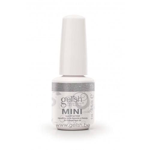 Gelish mini Let's Get Frosty de la collection Wrapped in Glamour (9 ml)