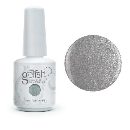Gelish Let's Get Frosty de la collection Wrapped in Glamour (15 ml)