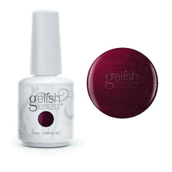 Gelish You're So Elf-centered ! de la collection Wrapped in Glamour (15 ml)
