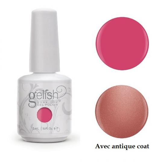 Gelish One Tough Princess de la collection Fables and Fairytales (15 ml)