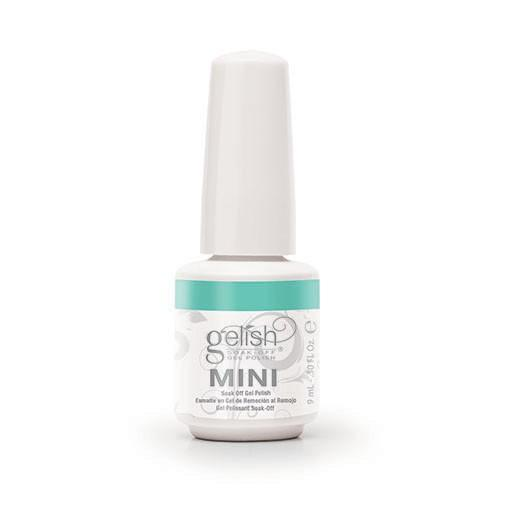 Gelish mini Ruffle Those Feathers de la collection Royal Temptations (9 ml)