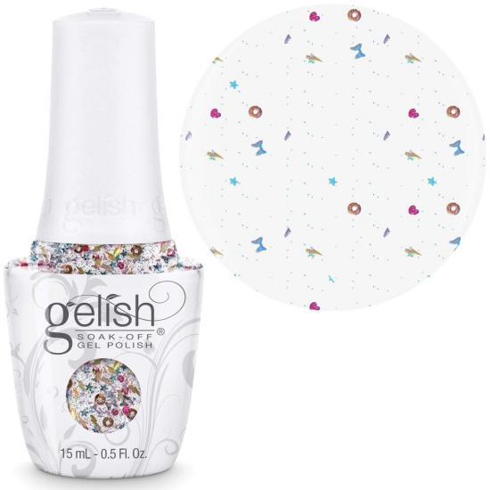 Gelish Over The Top Pop de la collection Royal Temptations (15 ml)