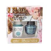 Gelish Two of a Kind  My Other Wig Is a Tiara de la collection Royal Temptations (15 ml)