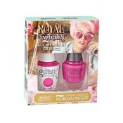 Gelish Two Of a Kind All The Heart Desires de la collection Royal Temptations (15 ml)