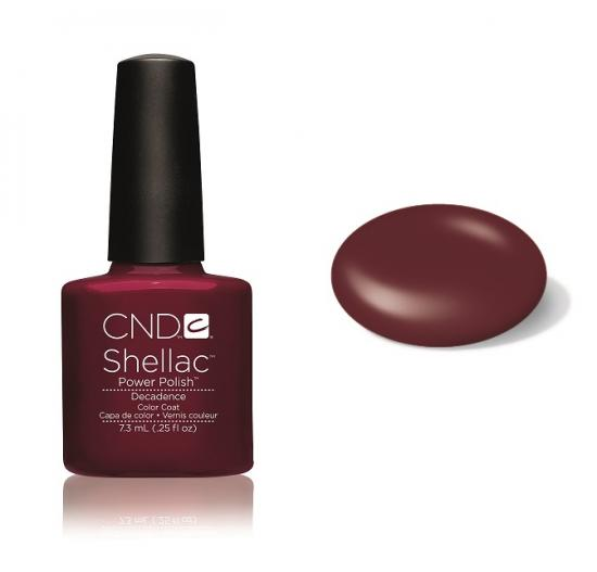 CND Shellac Decadence 7,3ml