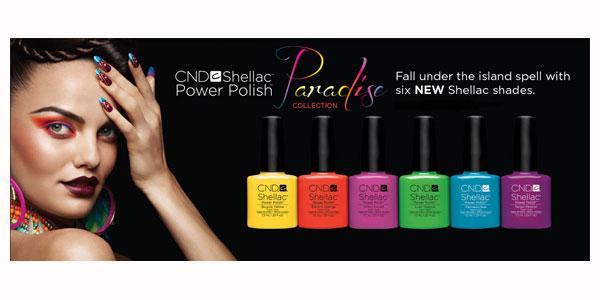 Cnd shellac paradise store 1