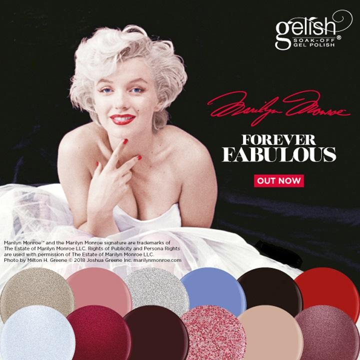 Forever fabulous gelish banner 1