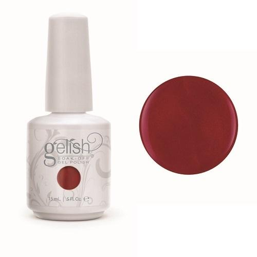 Gelish Man Of The Moment de la collection Red Matters -  Holiday 2015 (15 ml)