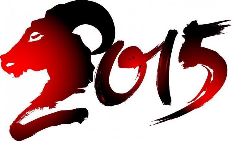 Gelish happy new year 2015