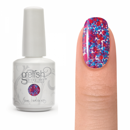 "Gelish Let Me Top You Off ""Trends"" (15 ml)"