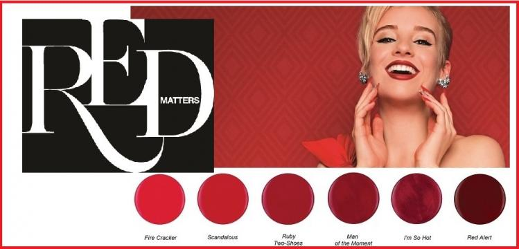 Gelish model red matters diva nails banner 2