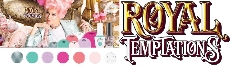 Gelish royal temptations collection banner 2