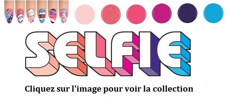 Gelish selfie logo 8