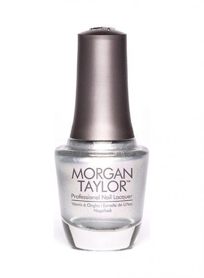 Morgan Taylor Oh Snap, It's Silver  (15 ml)
