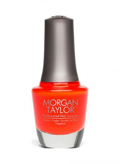 Morgan Taylor Orange Crush  (15 ml)