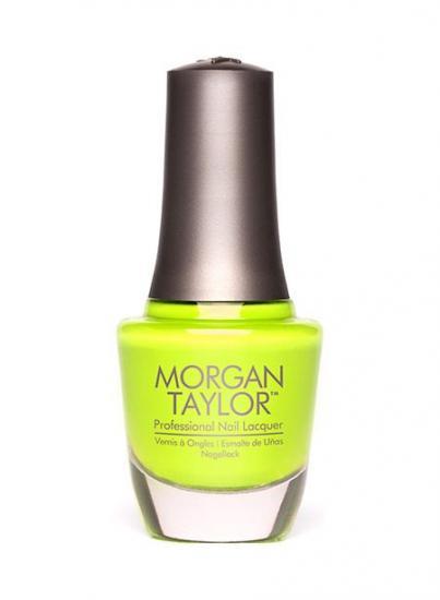 Morgan Taylor Watt Yel-Lookin At ? (15 ml)
