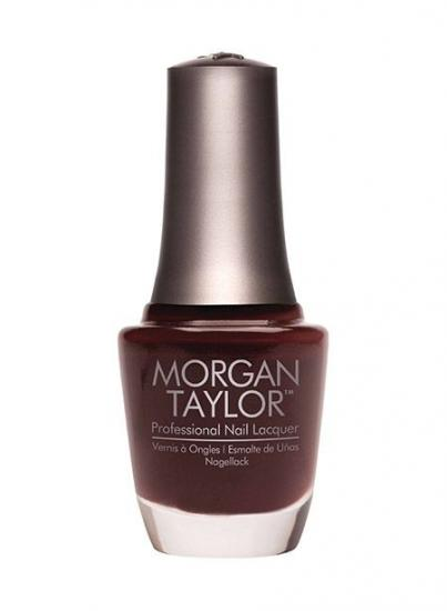 Morgan Taylor Pumps Or Cowboy Boots? de la collection Urban Cowgirl (15 ml)