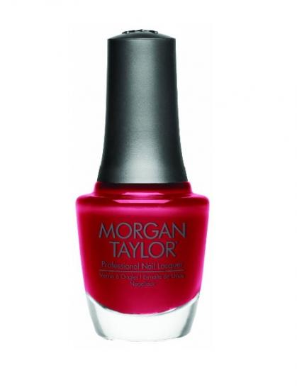 Morgan Taylor Rubby Two-Shoes(15 ml)
