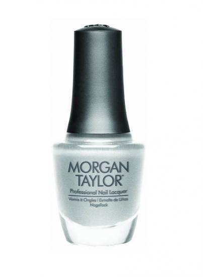 Morgan Taylor Gifted in Platinum (15 ml)