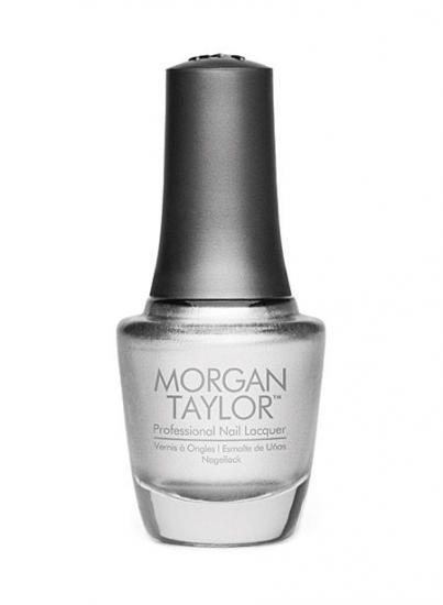 Morgan Taylor Chrome Base-Silver (15 ml)