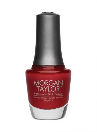 Morgan Taylor Cherry Applique (15 ml)