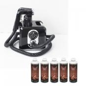 Vani-T Kit New Pro Cube Black Spraytan, équipement de Spray Tanning