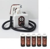 Vani-T Kit New Pro Cube White Spraytan, équipement de Spray Tanning