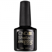 CND Shellac Xpress5 Top Coat (15ml)