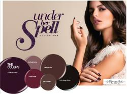 Under her spell with colors 1