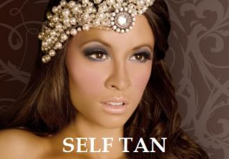 Vani t self tan diva nails