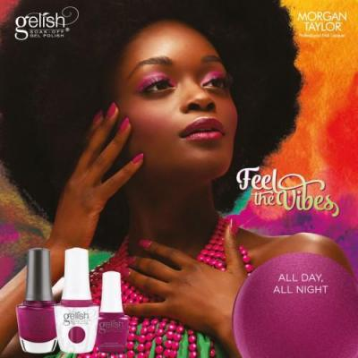 Gellish All Day, All Night en 15ml de la collection Feel the Vibes
