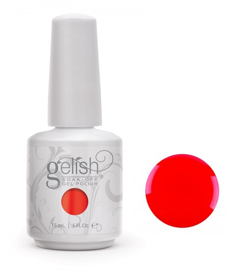 01022 gelish candy paint diva nails