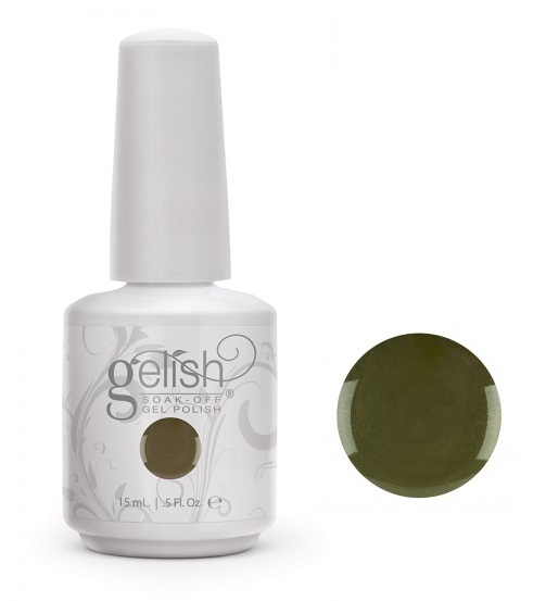 01025 gelish olive you diva nails