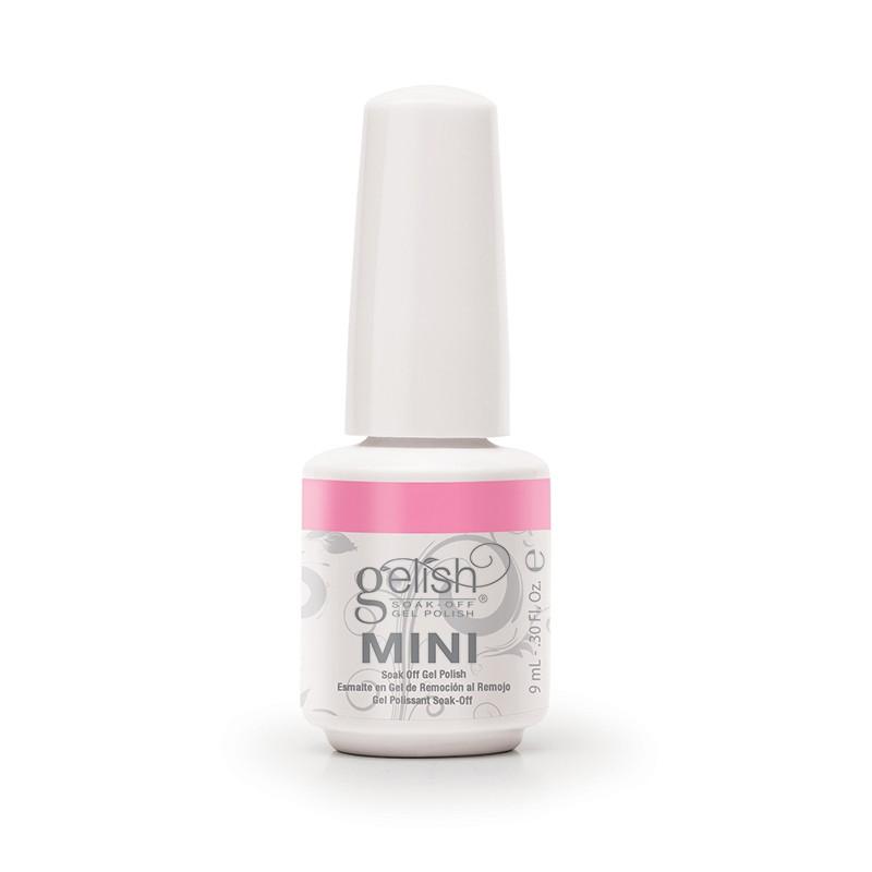 01058 gelish ella of a girl mini diva nails