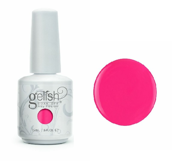 01059 gelish wtach your step sister diva nails