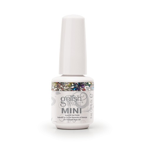 01483 gelish your sleigh or mine mini diva nails