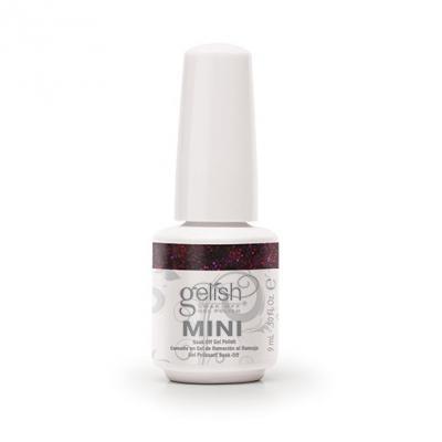 Gelish mini Sugar Plum Dreams de la collection Haute Holiday (9 ml)