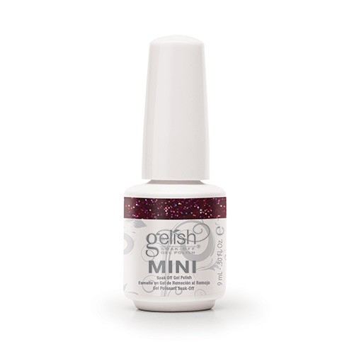 01485 gelish berry merry holidays mini diva nails