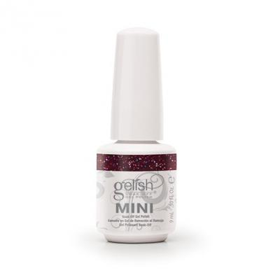 Gelish mini Berry Merry Holidays de la collection Haute Holiday (9 ml)