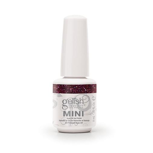 Gelish mini Berry Merry Holidays de la collection Haute Holiday (9 ml)