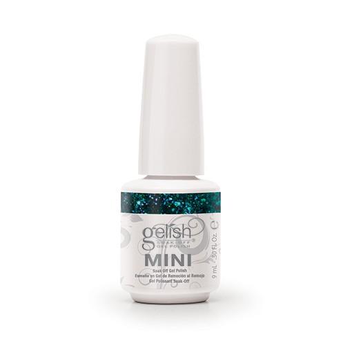 01487 gelish kisses under the mistletoe mini diva nails