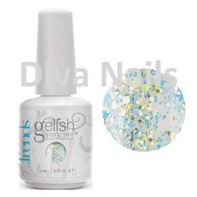 Gelish A Delicate Splatter