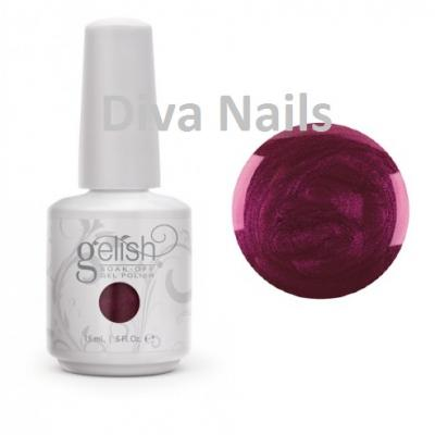 Gelish Berry Buttoned Up de la collection Color Fall (15 ml)