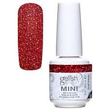 04253 gelish mini high voltage diva nails